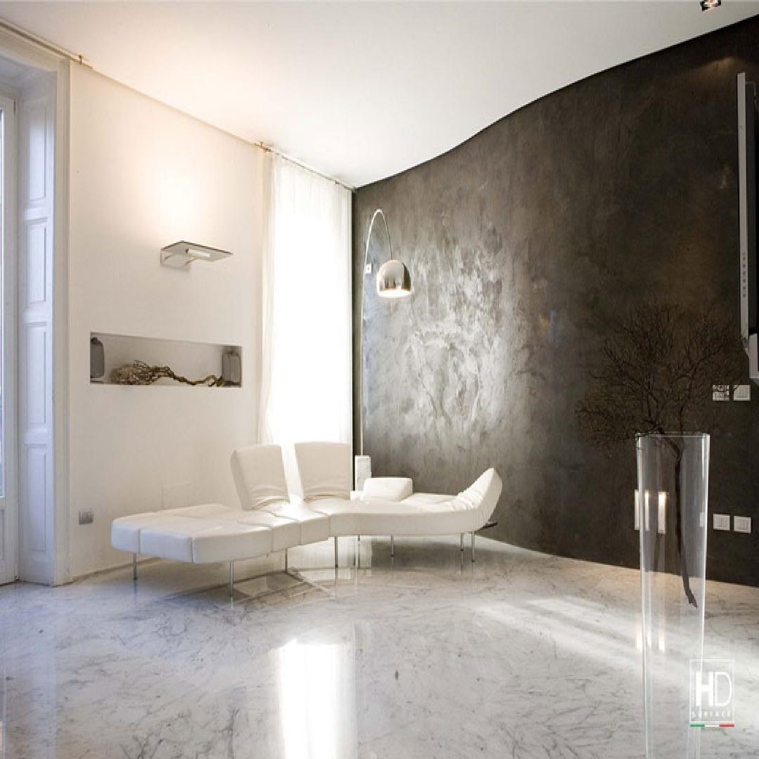 Pavimenti Moderni Senza Fughe rivestimenti in microcemento o in resina, a base epossidica