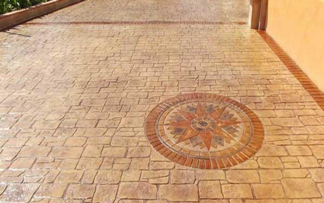 Proprietà del cemento stampato: calcestruzzo e microcemento!