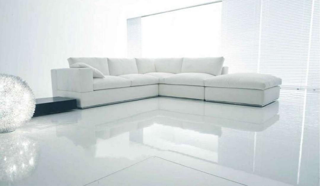 Design elegante, pavimenti resina scelte home decor tendenza