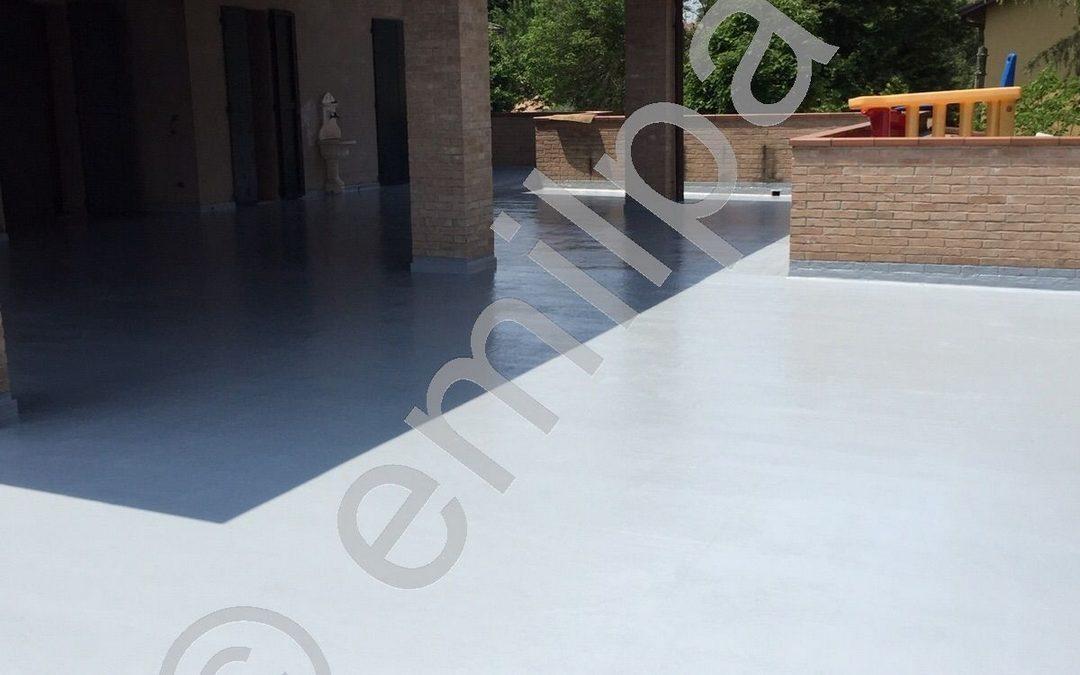 EmilPav S.r.l.: Pavimenti decorati, resina come rivestimento