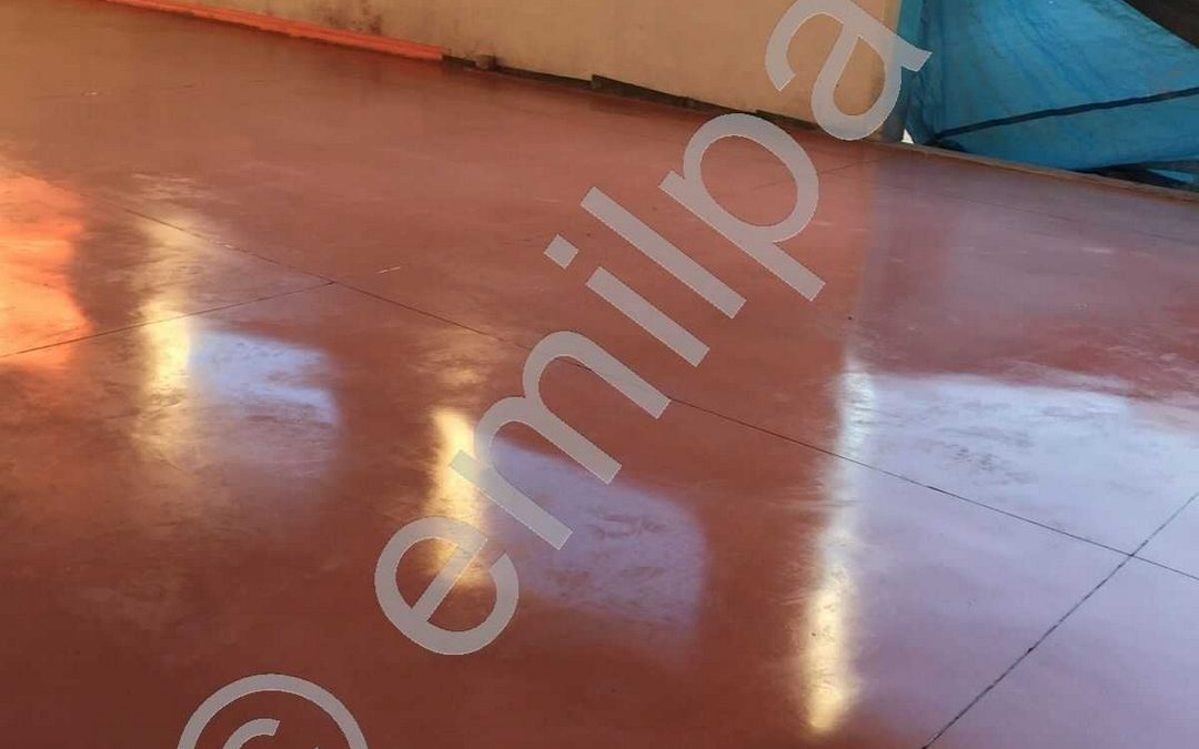 EmilPav S.r.l.: Pavimenti in resina stanno prendendo il volo