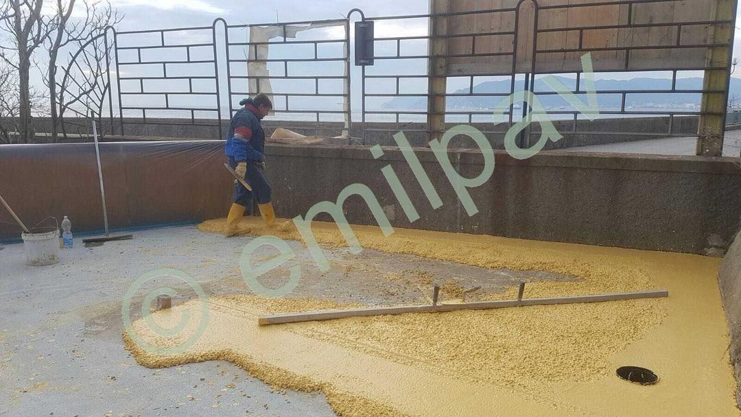 EmilPav S.r.l.: lastre in ghiaino lavato eccellenza, qualità